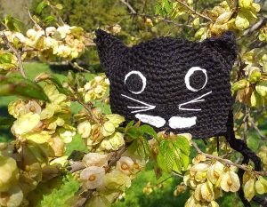 primavera tendenze - borsellino a forma di gatto - accessori gatto